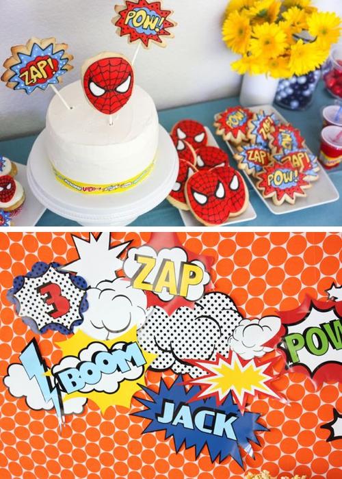 spiderman juhlat 1.001